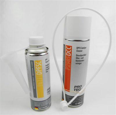 kit pro tec dpf dcc nettoyant pour filtres particules diesel dpf 375ml. Black Bedroom Furniture Sets. Home Design Ideas