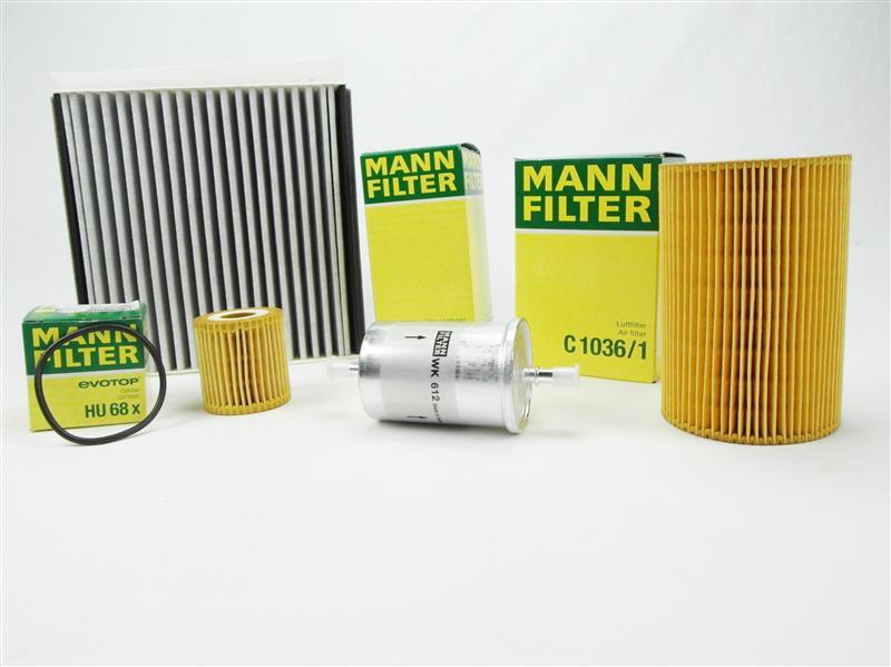 inspektions kit smart 450 0 6 0 7 lfilter luftfilter. Black Bedroom Furniture Sets. Home Design Ideas
