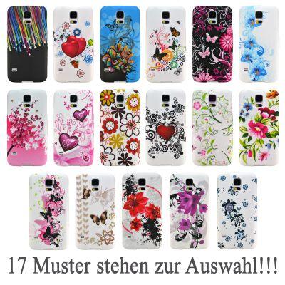 Silikonhülle Handy Tasche TPU Gel Silikon Case Schutz Hülle Cover Etui