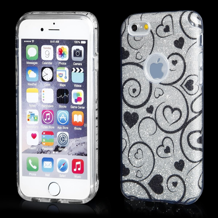 iphone 7 tpu silikon handyh lle schutzh lle h lle cover. Black Bedroom Furniture Sets. Home Design Ideas