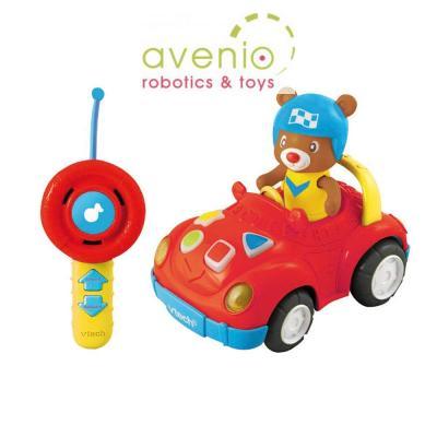 vtech rc b ren flitzer ferngesteuertes auto kleinkind lernspielzeug interaktiv ebay. Black Bedroom Furniture Sets. Home Design Ideas