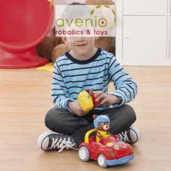 vtech rc b ren flitzer ferngesteuertes auto kleinkind. Black Bedroom Furniture Sets. Home Design Ideas