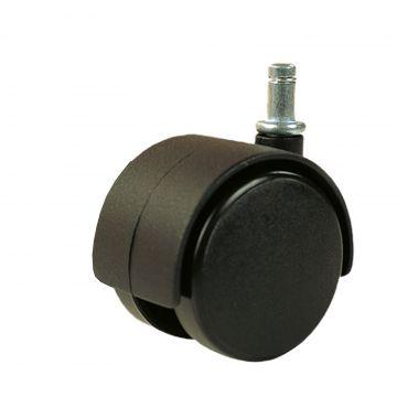kunststoff hydro blumenk bel corona weiss mit rollen 4043996113695 ebay. Black Bedroom Furniture Sets. Home Design Ideas