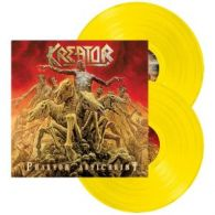 KREATOR - Phantom Antichrist DLP YELLOW VINYL