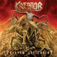KREATOR - Phantom Antichrist  DLP  LTD RED VINYL