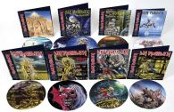 IRON MAIDEN - The Number of the Beast PICTURE LP
