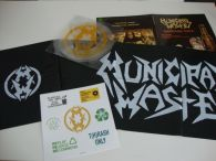 MUNICIPAL WASTE - The Fatal Feast / Residential Disaster 10