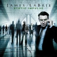JAMES LABRIE - Static Impulse LP + CD CLEAR VINYL Dream Theater