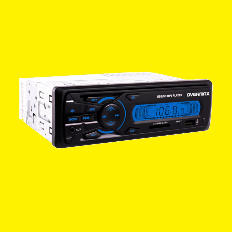 autoradio 1din schede sd slot usb mp3 aux in lcd display. Black Bedroom Furniture Sets. Home Design Ideas