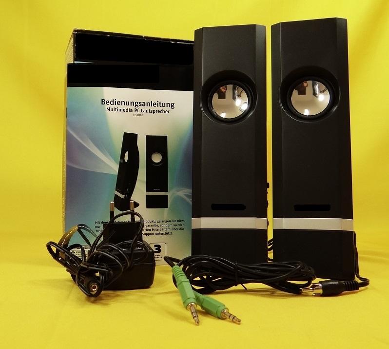 multimedia stereo pc lautsprecher boxen frontlautsprecher klang und lautst rkere ebay. Black Bedroom Furniture Sets. Home Design Ideas