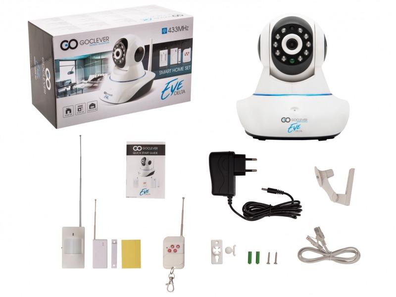 wifi 720p hd berwachungskamera ip kamera wlan webcam ir nachtsicht alarmanlage ebay. Black Bedroom Furniture Sets. Home Design Ideas