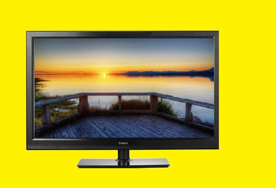 24 zoll led tv full hd fernseher dvb t dvb c dvb c hd. Black Bedroom Furniture Sets. Home Design Ideas
