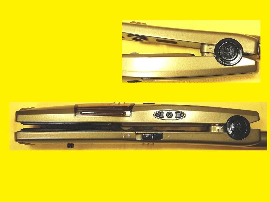 ions lisseur pour cheveux avec vapeur lisseur dampfstyler. Black Bedroom Furniture Sets. Home Design Ideas