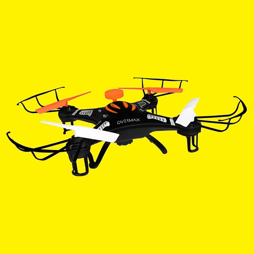 quadrocopter drone mit hd kamera 6 achsen gyroskop sd 4gb. Black Bedroom Furniture Sets. Home Design Ideas