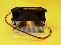 Leiser CPU Kühler Lüfter AMD Sempron S 754 von2600+ bis 3500 +