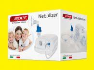 Kompaktes Inhalationsgerät/Vernebler Inhalator