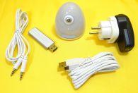 Usb Audio Transmitter/W-Lan Musik/Drahtlos/rüsten Sie Ihre Box zu Funkboxen um