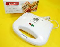 Sandwich Maker 700 Watts Cool-Touch Teflonbeschichtet