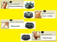 Infrarot Massagegerät Körpermassage Anti-Cellulite Massage BEPER 40.946