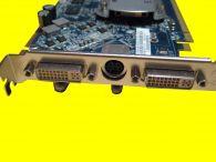 PC Grafikkarte ATI Radeon X1700 SE 256M GDDR3 PCI-Express Dual DVI-I/TVO