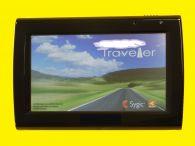 Navigationssystem 4,3 Zoll / 41 Länder / TMC / Touchscreen