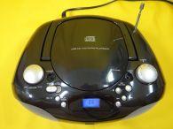 Top-Loading CD-Player / Radio / USB / Kopfhöreranschluss