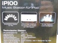 Lautsprecher Universelle Dockingstation iPhone/ iPOD/ MP3 Player/ Handy(Smartpho