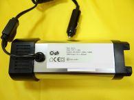 Spannungswandler von 12 V in 220-240 V zur mobilen Stromversorgung