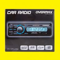 Autoradio mit SD-Kartenslot/ LCD Display / USB Anschluss / MP3 /Aux In