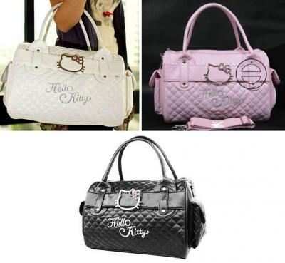 hello kitty tasche handtasche umh ngetasche ebay. Black Bedroom Furniture Sets. Home Design Ideas