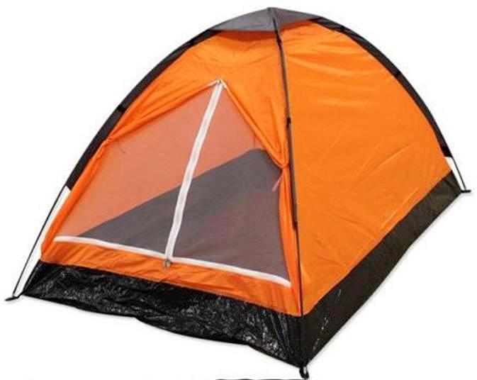 Zelt Für 2 Feldbetten : Outdoor campingzelt und iglu zelt orange schwarz für