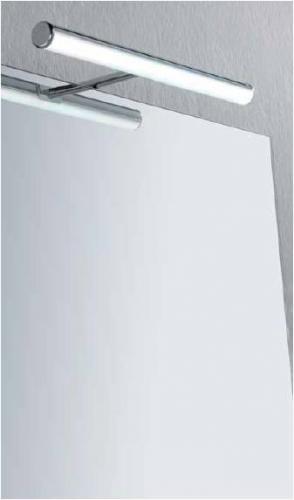 design led spiegelleuchte irene s3 in chrome badleuchte. Black Bedroom Furniture Sets. Home Design Ideas