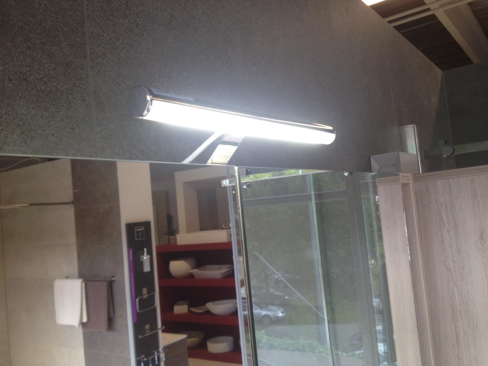 Design led spiegelleuchte irene s2 badlampe badleuchte for Badlampe design