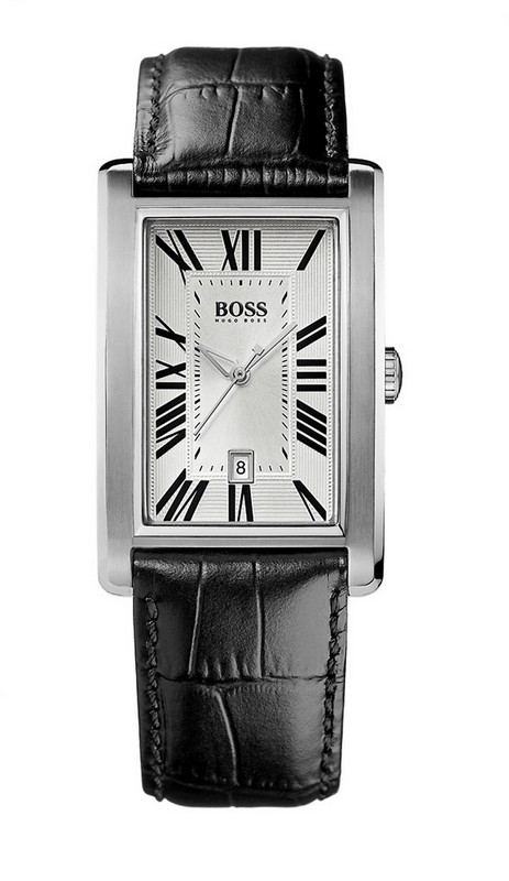 neu hugo boss uhr boss black herren armbanduhr 1512707. Black Bedroom Furniture Sets. Home Design Ideas