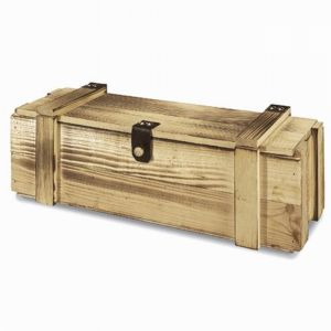 Weinkisten Aus Holz : holzkisten weinkisten transportkisten f r 1 flasche aus ~ Watch28wear.com Haus und Dekorationen