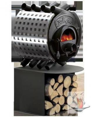 bullerjan design iii typ 01 11 kw warmluftofen kamin. Black Bedroom Furniture Sets. Home Design Ideas