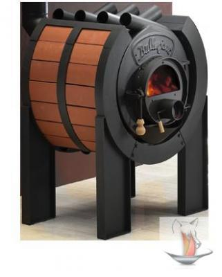 bullerjan stone classic i typ 01 11 kw warmluftofen kamin holzofen energetec ebay. Black Bedroom Furniture Sets. Home Design Ideas