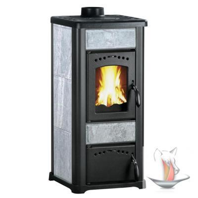 wamsler kf 188 romantik kaminofen 7 5 kw kamin ofen holzofen ebay. Black Bedroom Furniture Sets. Home Design Ideas