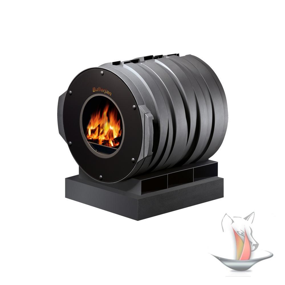 bullerjan dot base low cube alle farben warmluftofen. Black Bedroom Furniture Sets. Home Design Ideas