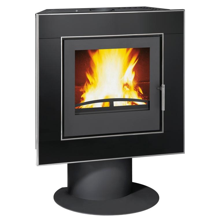 wamsler kf 108 vision in beiden varianten kaminofen 8 kw kamin ofen ebay. Black Bedroom Furniture Sets. Home Design Ideas