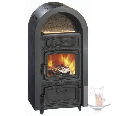 wamsler h ttenofen etna kamin ofen kaminofen 9kw ebay. Black Bedroom Furniture Sets. Home Design Ideas