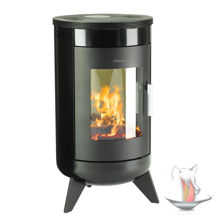kaminofen wamsler kf 101 metropolitan alle farben rund modern 7 kw kamin ebay. Black Bedroom Furniture Sets. Home Design Ideas