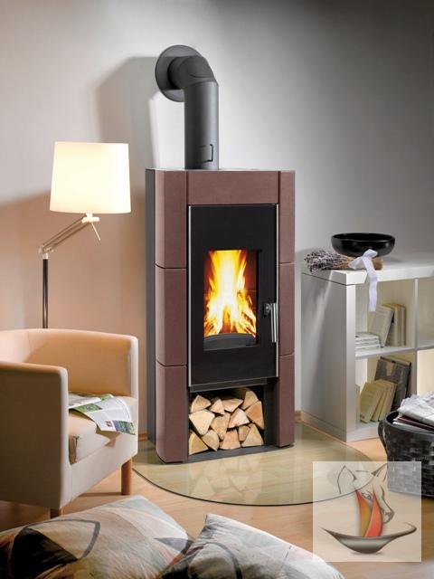 kaminofen wamsler kf 101 bolero s moreno 7 kw modern eckig. Black Bedroom Furniture Sets. Home Design Ideas