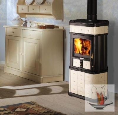 kaminofen wamsler kf 188 mona keramik antikweiss. Black Bedroom Furniture Sets. Home Design Ideas