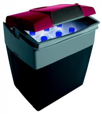 dometic mobicool g32 ac dc dunkelgrau weinrot. Black Bedroom Furniture Sets. Home Design Ideas
