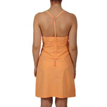 MISS SIXTY Damen Sommer Kleid COSTMARY in Orange