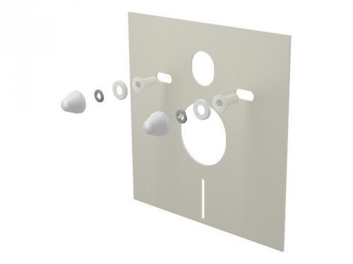 schallschutz set schallschutz matte f r wand wc und bidet m930 ebay. Black Bedroom Furniture Sets. Home Design Ideas