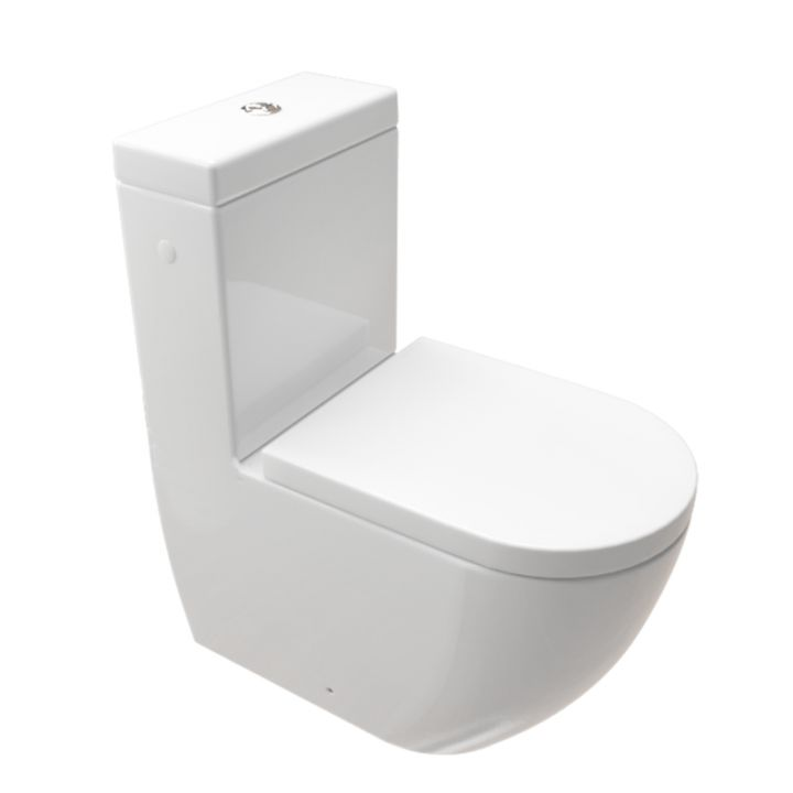 design stand wc kombination toilette sp lkasten wc sitz aus einem gu kb76am. Black Bedroom Furniture Sets. Home Design Ideas