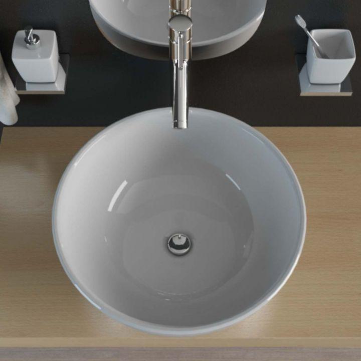 keramik waschschale waschbecken waschtisch. Black Bedroom Furniture Sets. Home Design Ideas