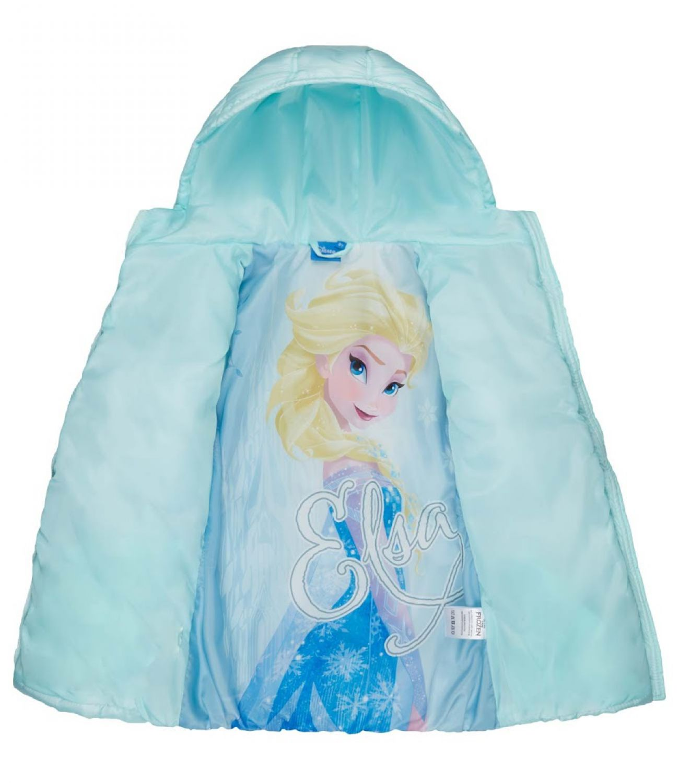 disney eisk nigin frozen winterjacke jacke blau gr 104 140 ebay. Black Bedroom Furniture Sets. Home Design Ideas